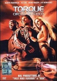 La copertina DVD di Torque - Circuiti di fuoco