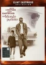 La copertina DVD di Un mondo perfetto