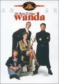 La copertina DVD di Un Pesce di Nome Wanda - Edizione Speciale