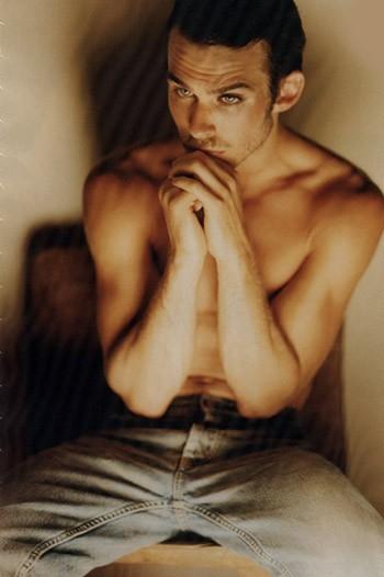 Una immagine sexy di Ian Somerhalder