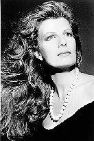 La principessa Yasmin Aga Khan, figlia di Rita Hayworth