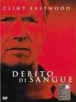 La copertina dvd di Debito di sangue