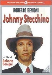La copertina dvd di Johnny Stecchino