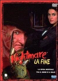 La copertina dvd di Nightmare 6: La fine