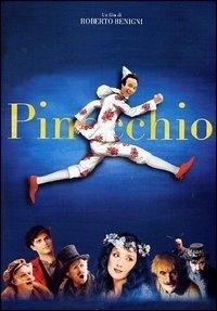 La copertina dvd di Pinocchio