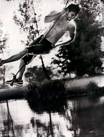 Jared Leto in versione sexy e selvaggia