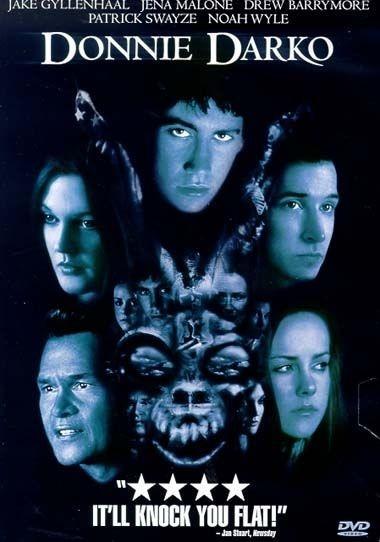 La copertina del DVD americano di Donnie Darko