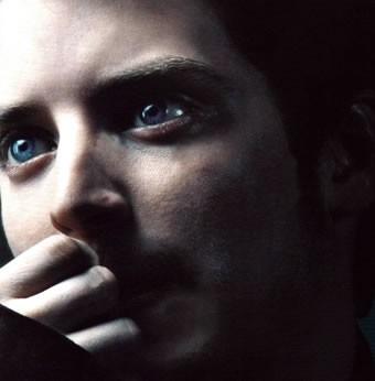 l'attore Elijah Wood