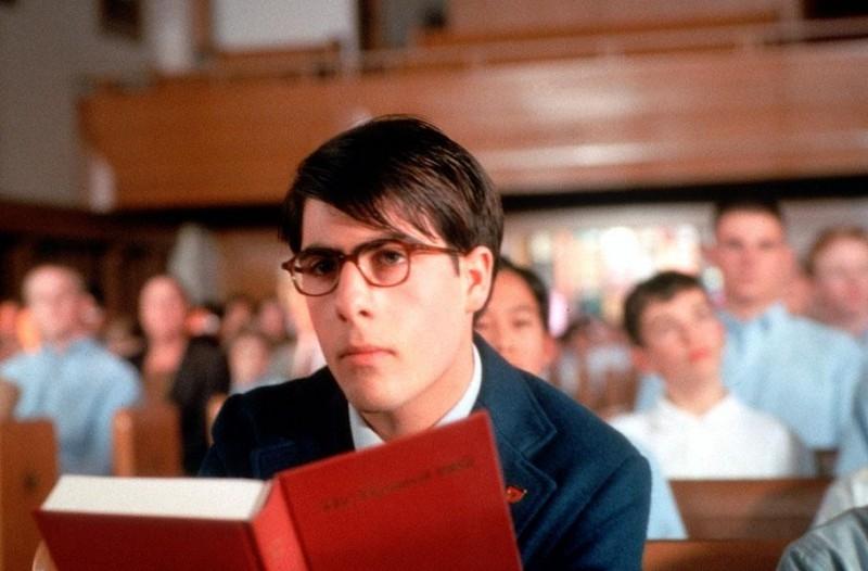 Jason Schwartzman in una scena di Rushmore