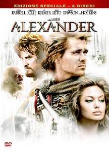 La copertina del DVD di Alexander - Edizione speciale