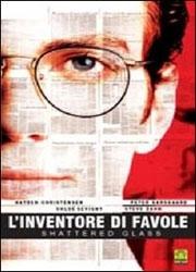 La copertina DVD di L'inventore di favole