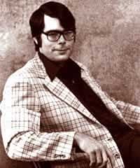 Stephen King da giovane