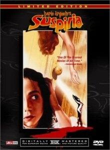 La copertina DVD di Suspiria (3 Disc Limited Edition)