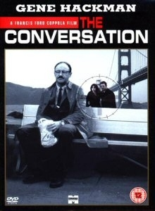 La copertina DVD di The Conversation