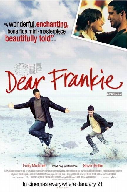 La locandina di Dear Frankie