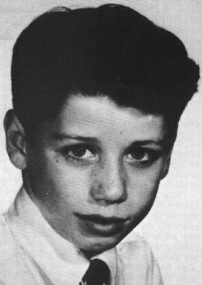 Il piccolo John Travolta