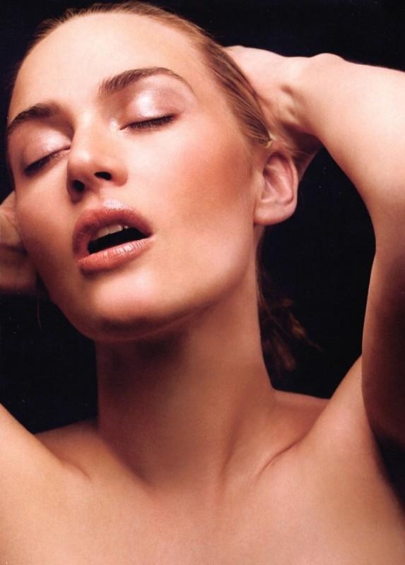 una sensuale Kate Winslet