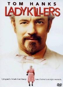 La copertina DVD di Ladykillers