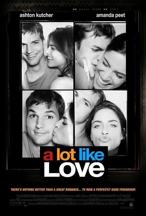 La locandina di A Lot Like Love