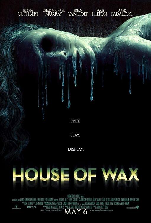 La locandina di House of Wax