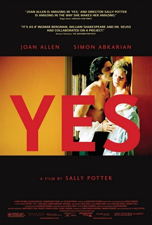 La locandina di Yes
