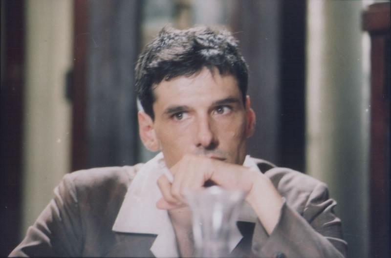Stefano Dionisi in una scena di Raul - Diritto di uccidere