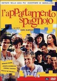 La copertina DVD di Lappartamento spagnolo