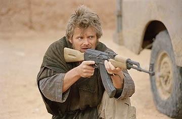 Steve Zahn in una scena di Sahara