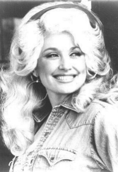 Dolly Parton da giovane