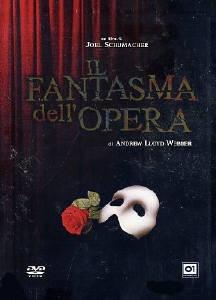 La copertina del DVD de Il fantasma dell'Opera - Special edition