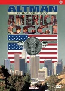 La copertina DVD di America Oggi