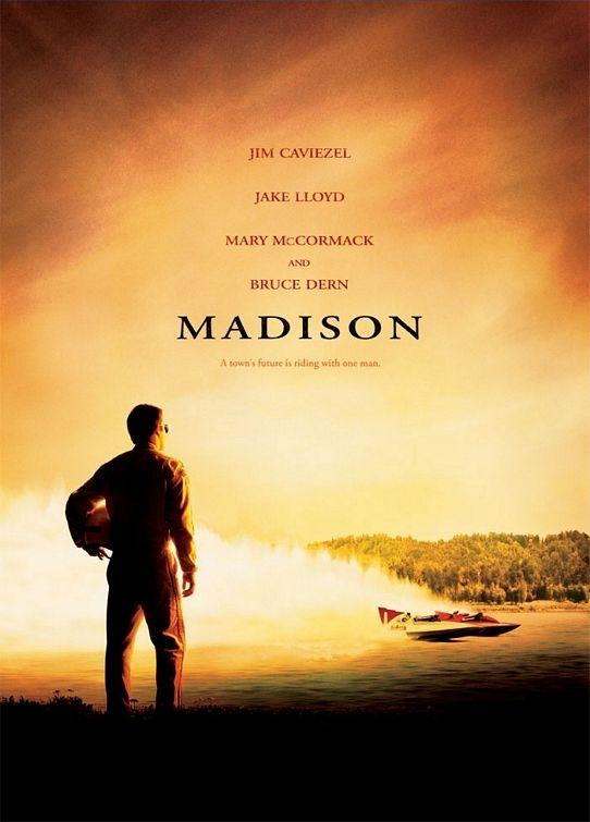 La locandina di Madison
