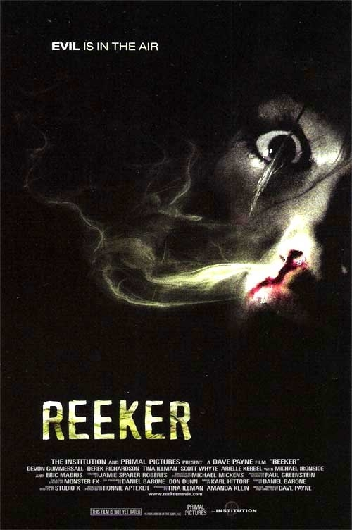 locandina di Reeker