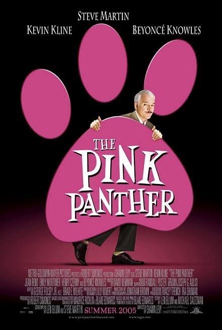 La locandina di The Pink Panther
