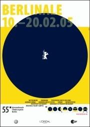 Poster ufficiale della 55° edizione del Festival di Berlino