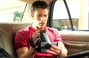 Chris Evans in Cellular
