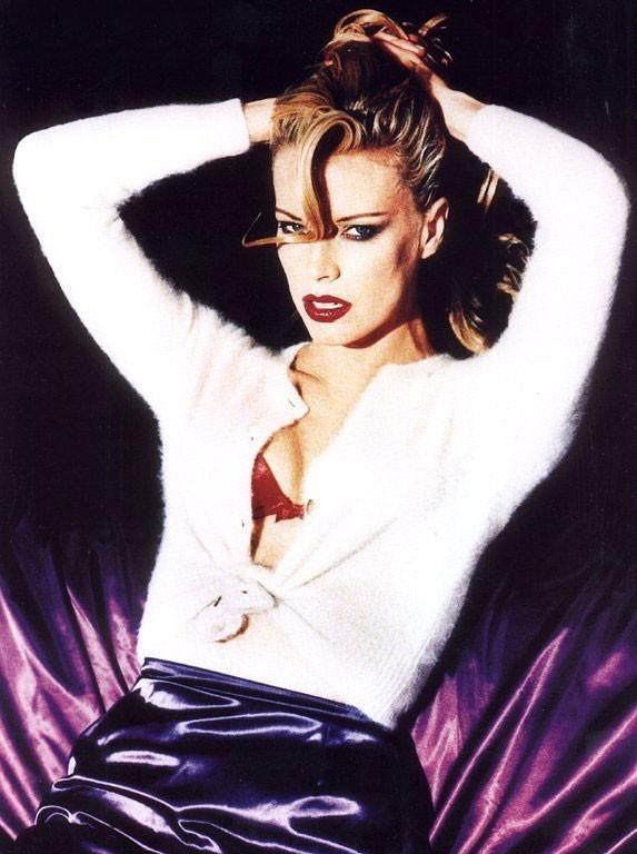 splendida e seducente Kim Basinger