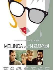 La copertina del DVD di Melinda e Melinda