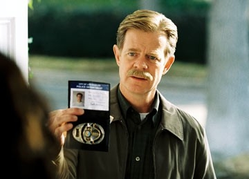 William H. Macy in una scena di Cellular