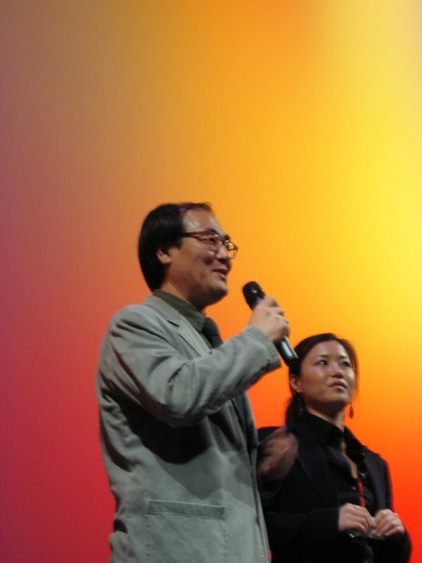Bae Chang-ho al Far East Festival 2005