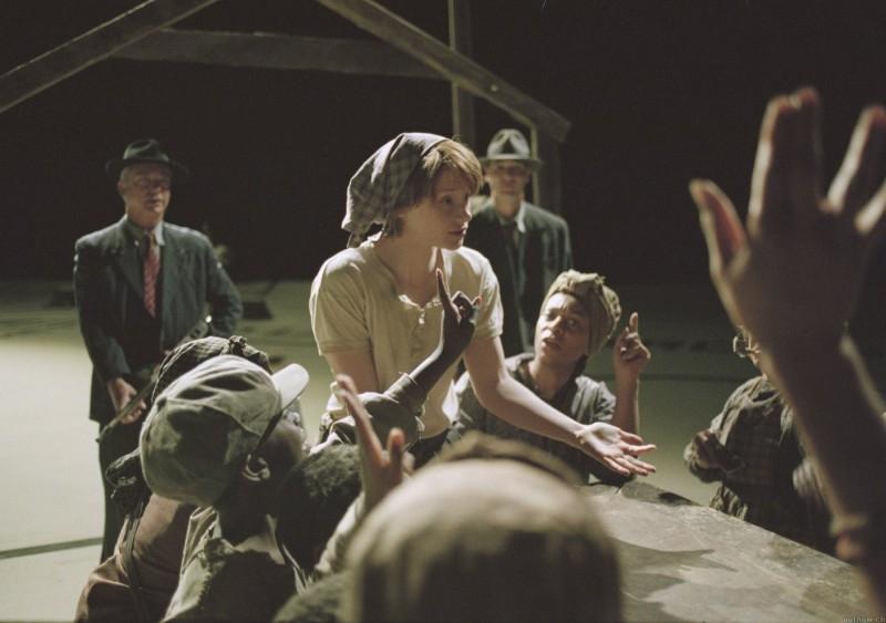 Bryce Dallas Howard in una scena del film Manderlay