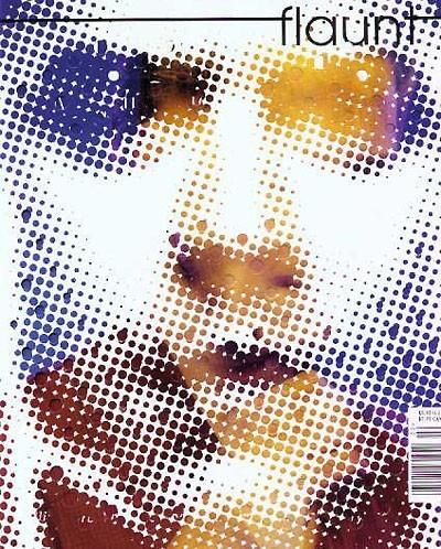 Giovanni Ribisi sulla copertina di Flaunt