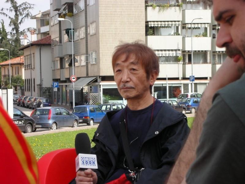 Il mitico Tamra Masaki al Far East Film Festival 2005