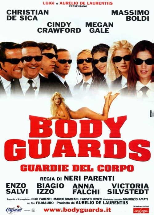 La locandina di Bodyguards