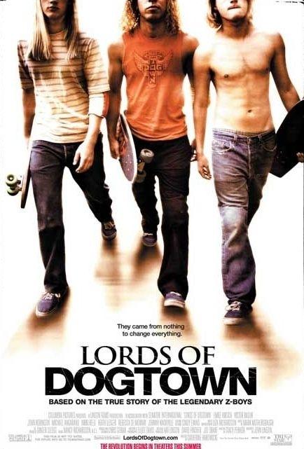 La locandina di Lords of Dogtown