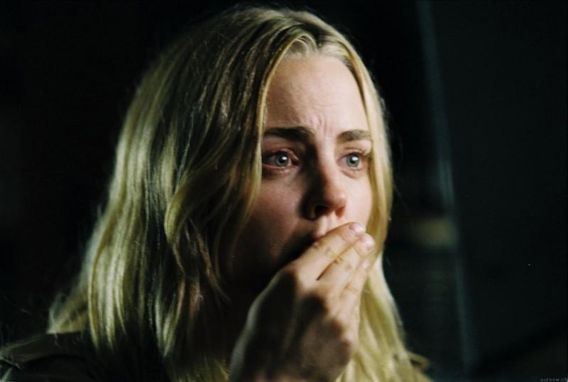 Melissa George in una scena del film The Amityville Horror