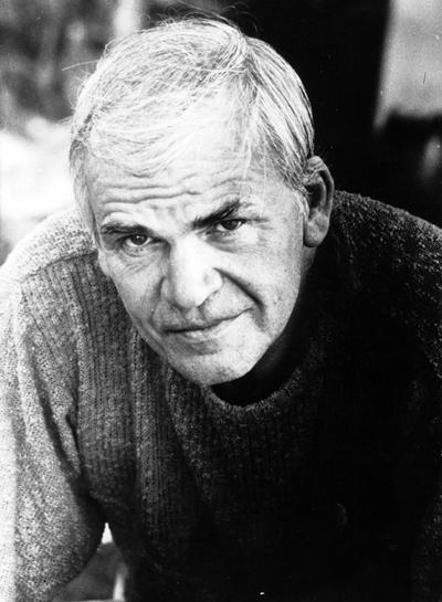 Milan Kundera, scrittore ceco (1929)