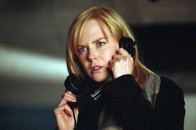 Nicole Kidman in una immagine di scena di The Interpreter