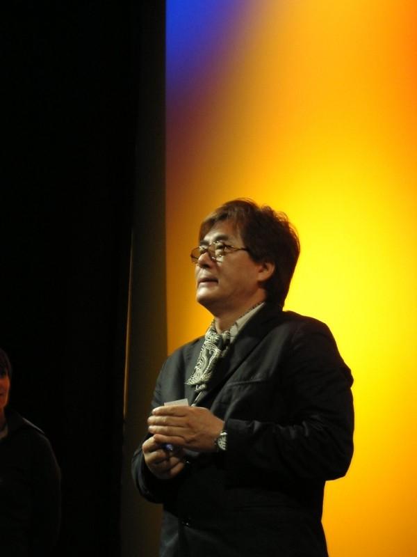 Park Chul-soo al Far East Festival 2005