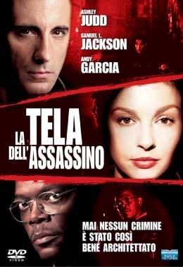 La copertina DVD di La tela dell'assassino
